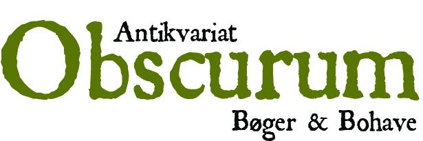 Antikvariat_Obscurum_Bøger_og_bohave_5757C_logo