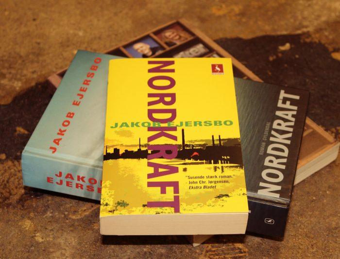 Foto af Ejersbo-bøger