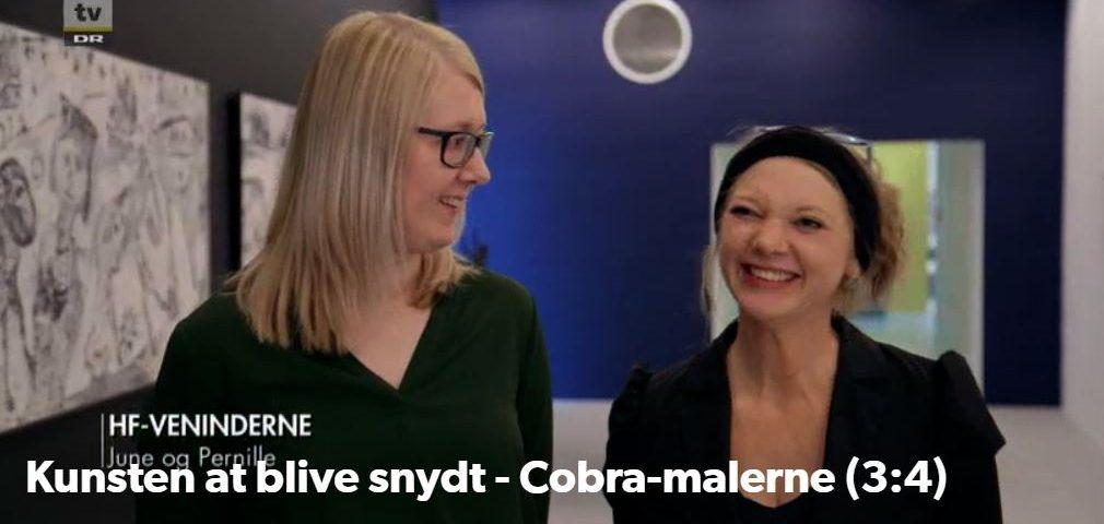 Screendump fra TV-program